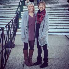 Mom & I
