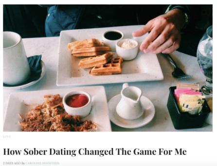 Sober Dating